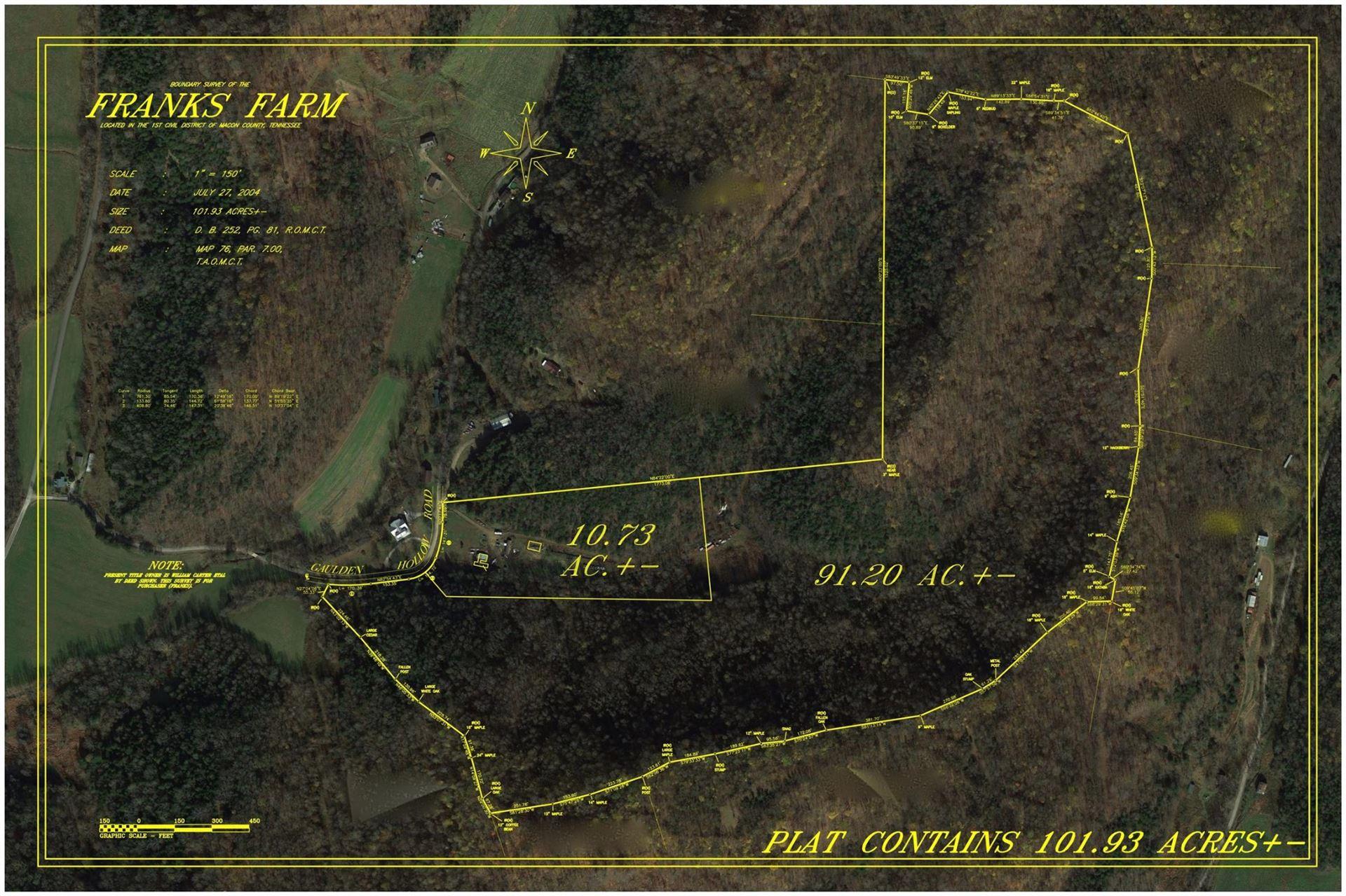 338 Gaulden Hollow Rd, Lafayette, TN 37083 - MLS#: 2172243
