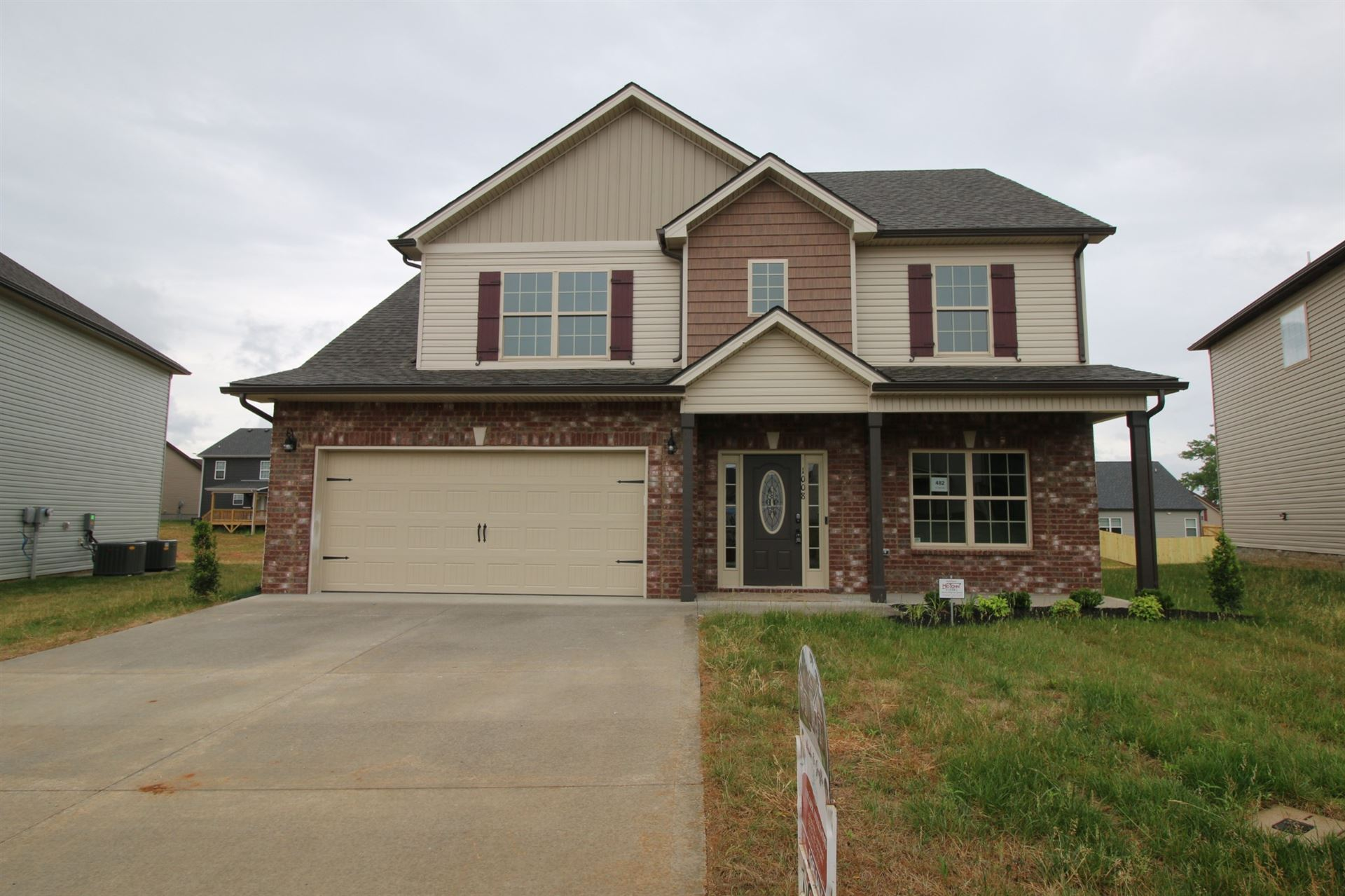 482 Autumn Creek, Clarksville, TN 37042 - MLS#: 2219243