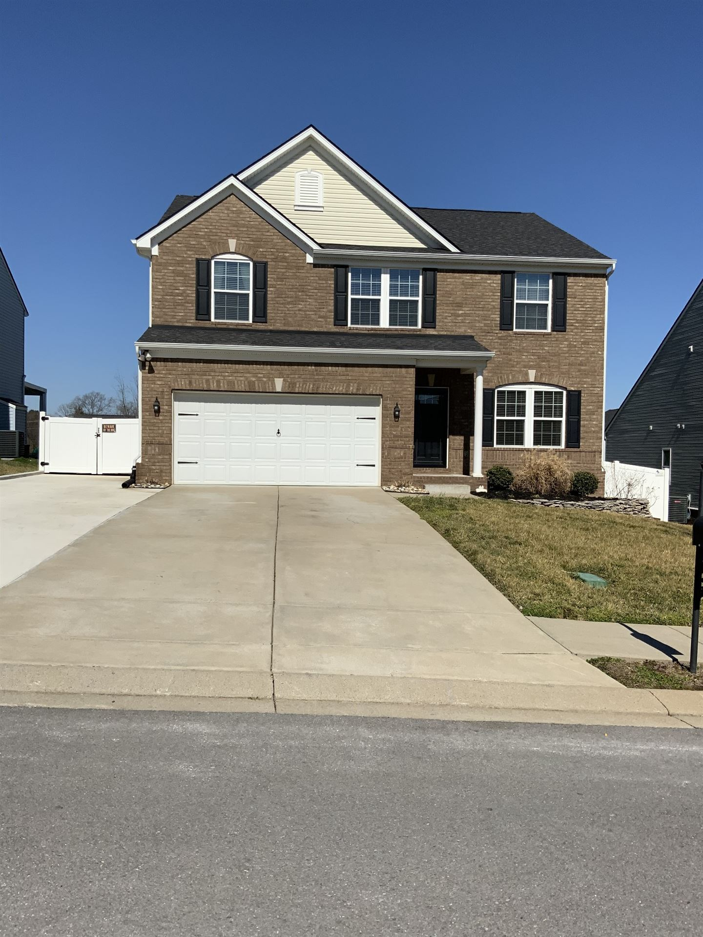 2211 Ambergate Dr, Murfreesboro, TN 37127 - MLS#: 2231245