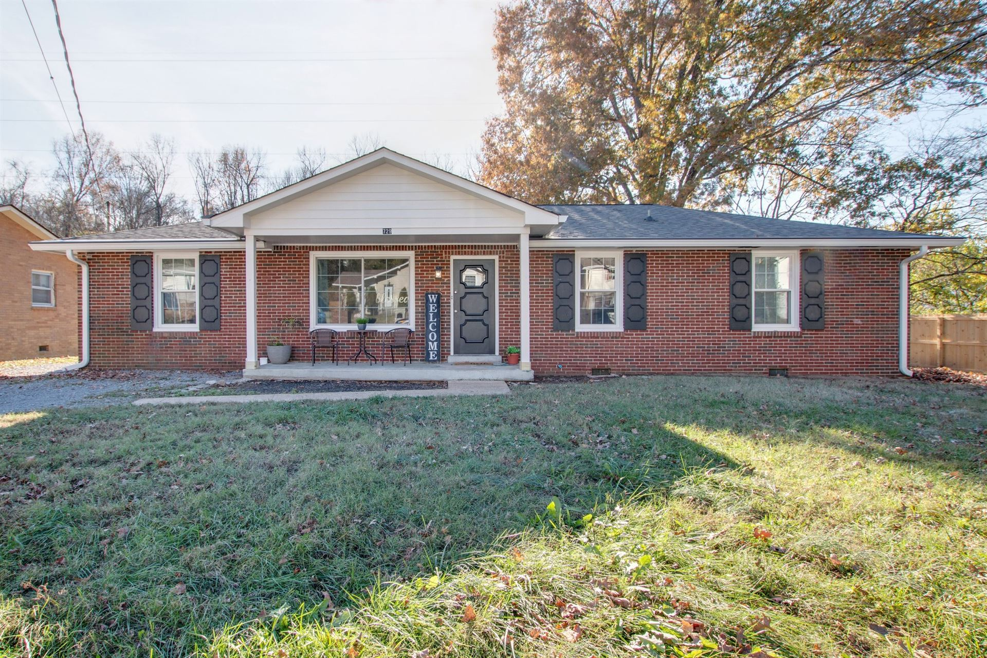 729 Huntington Pkwy, Nashville, TN 37211 - MLS#: 2207246