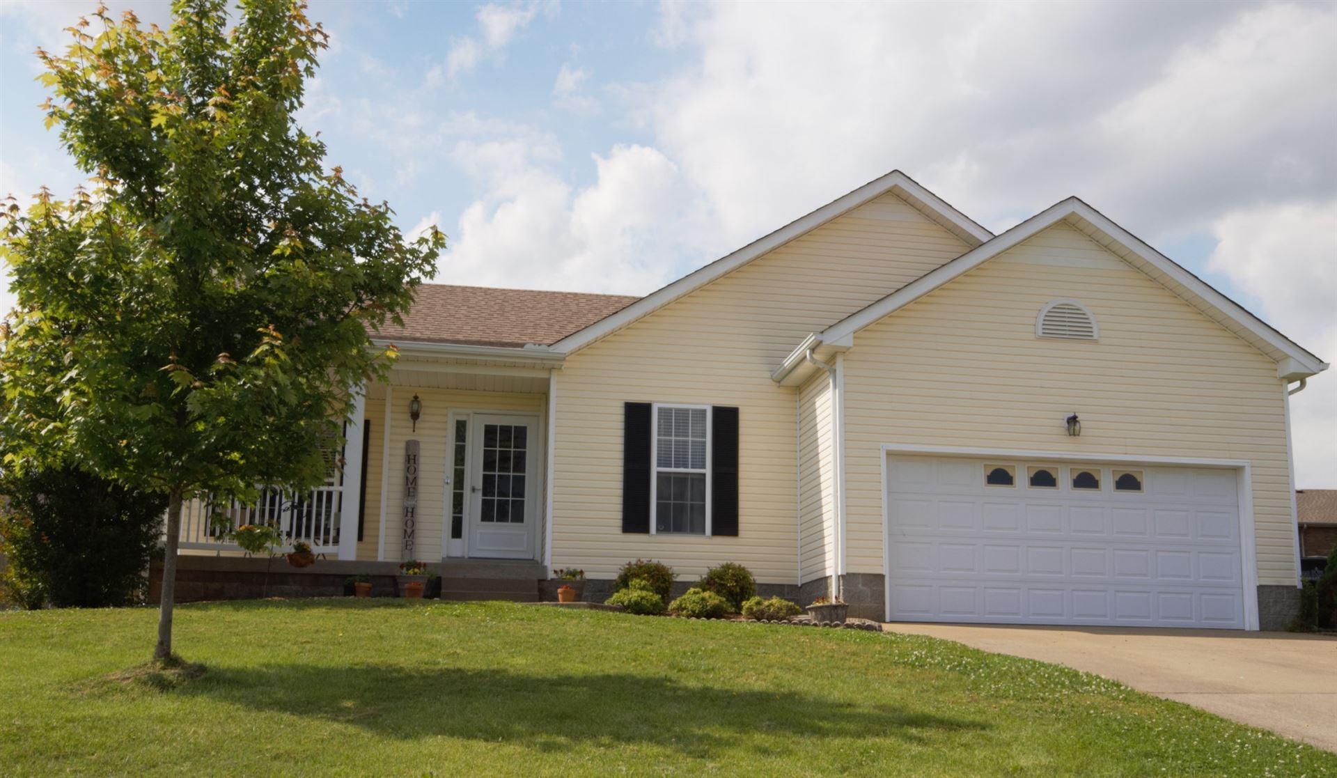 1939 Whirlaway Cir, Clarksville, TN 37042 - MLS#: 2251246