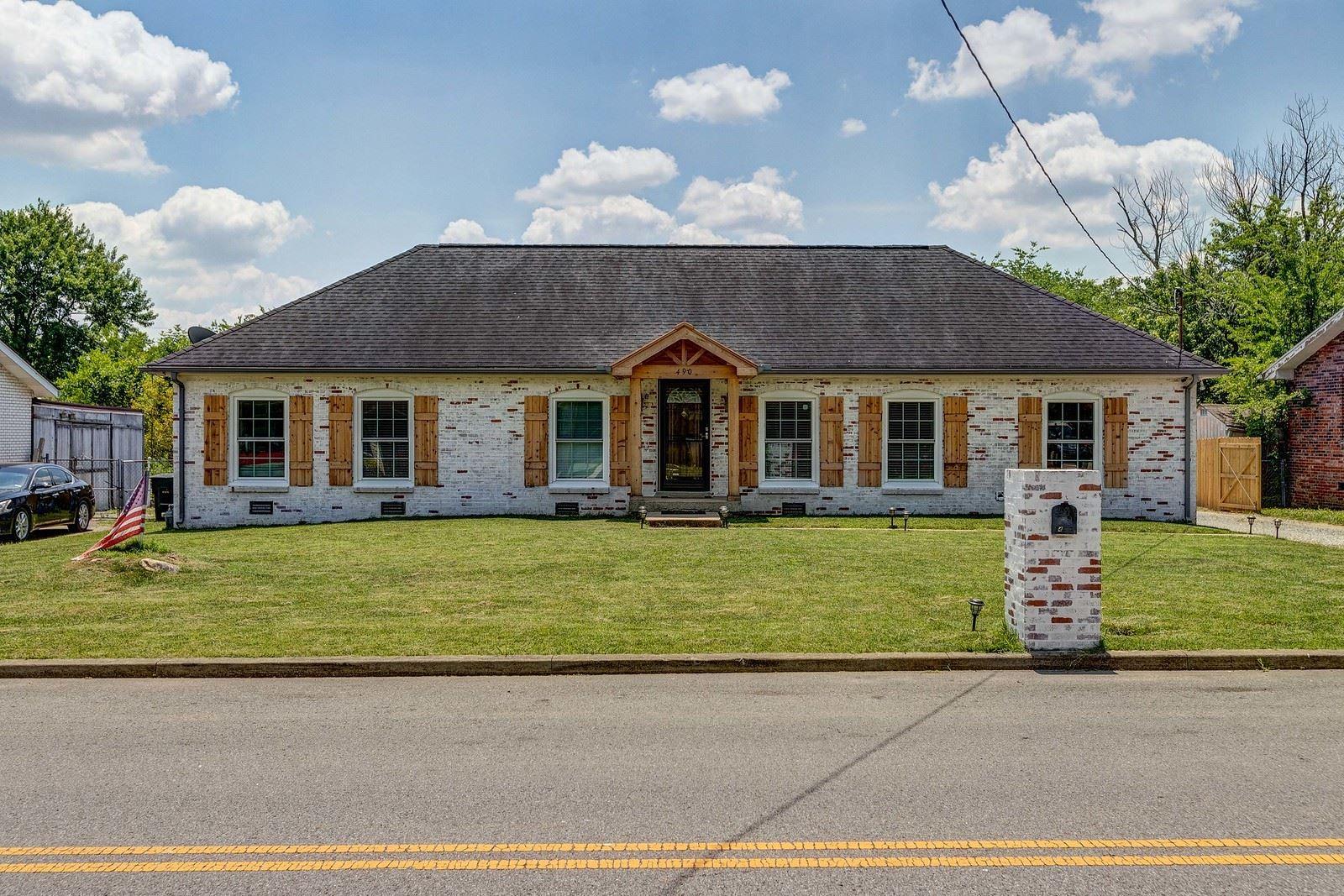 490 Rural Hill Rd, Nashville, TN 37217 - MLS#: 2267247