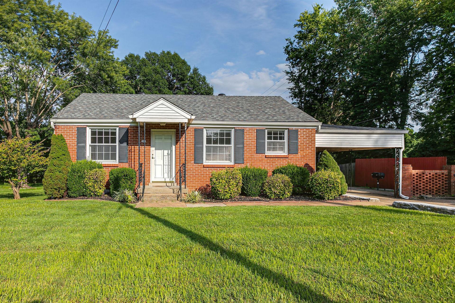 Photo of 1335 Adams St, Franklin, TN 37064 (MLS # 2288247)