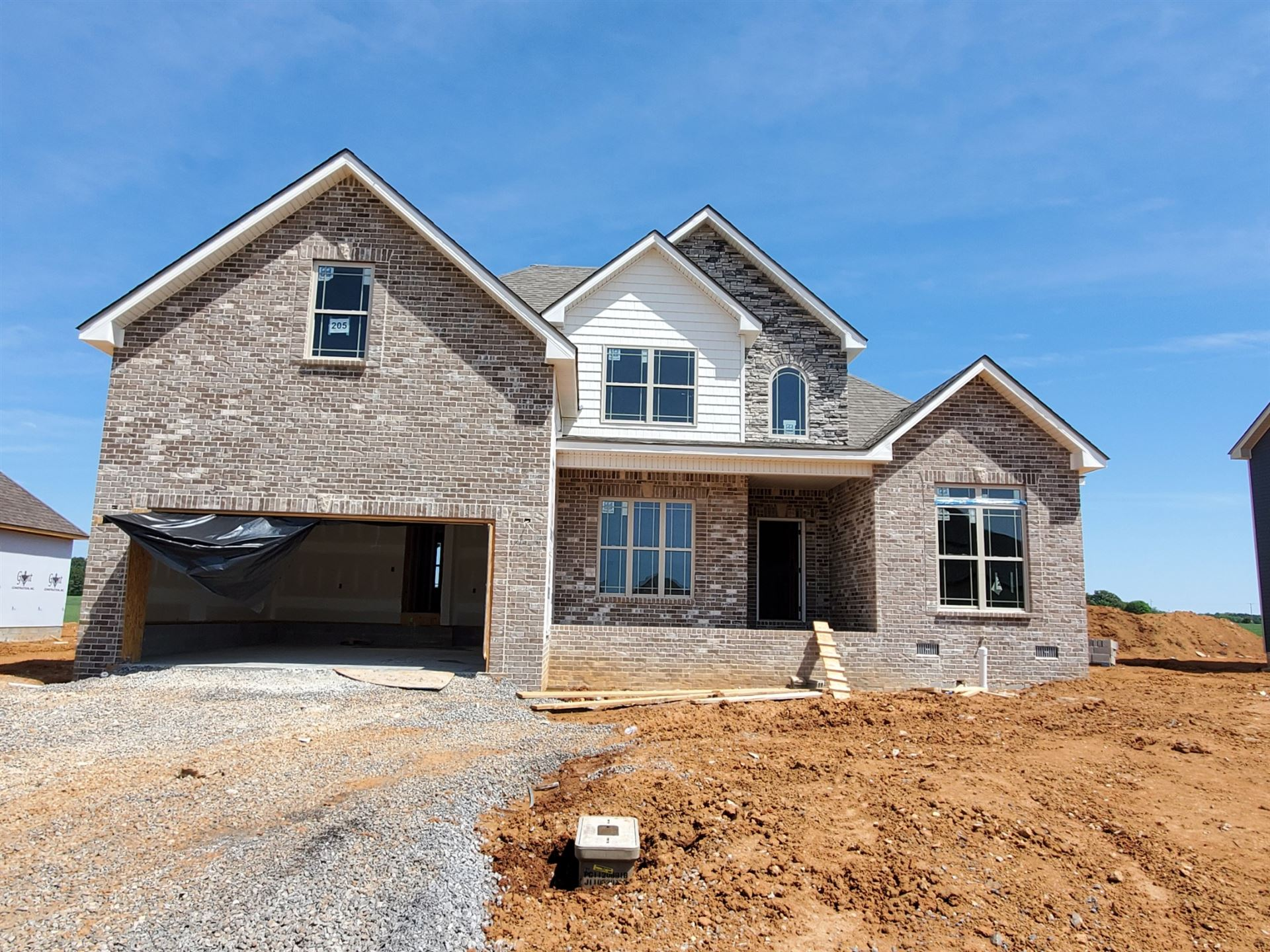 205 Wellington Fields, Clarksville, TN 37043 - MLS#: 2216248
