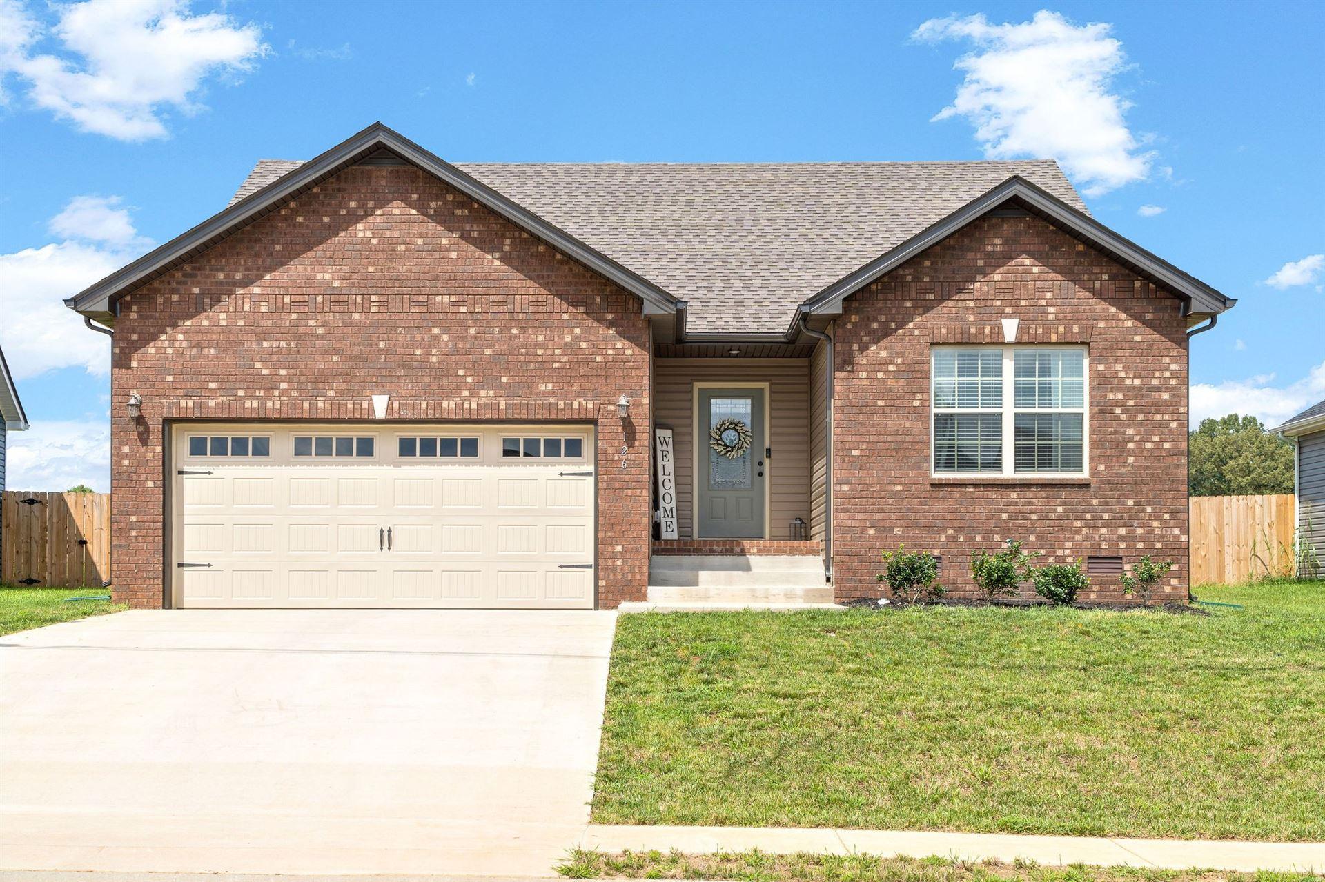 126 Ambridge St, Oak Grove, KY 42262 - MLS#: 2177250