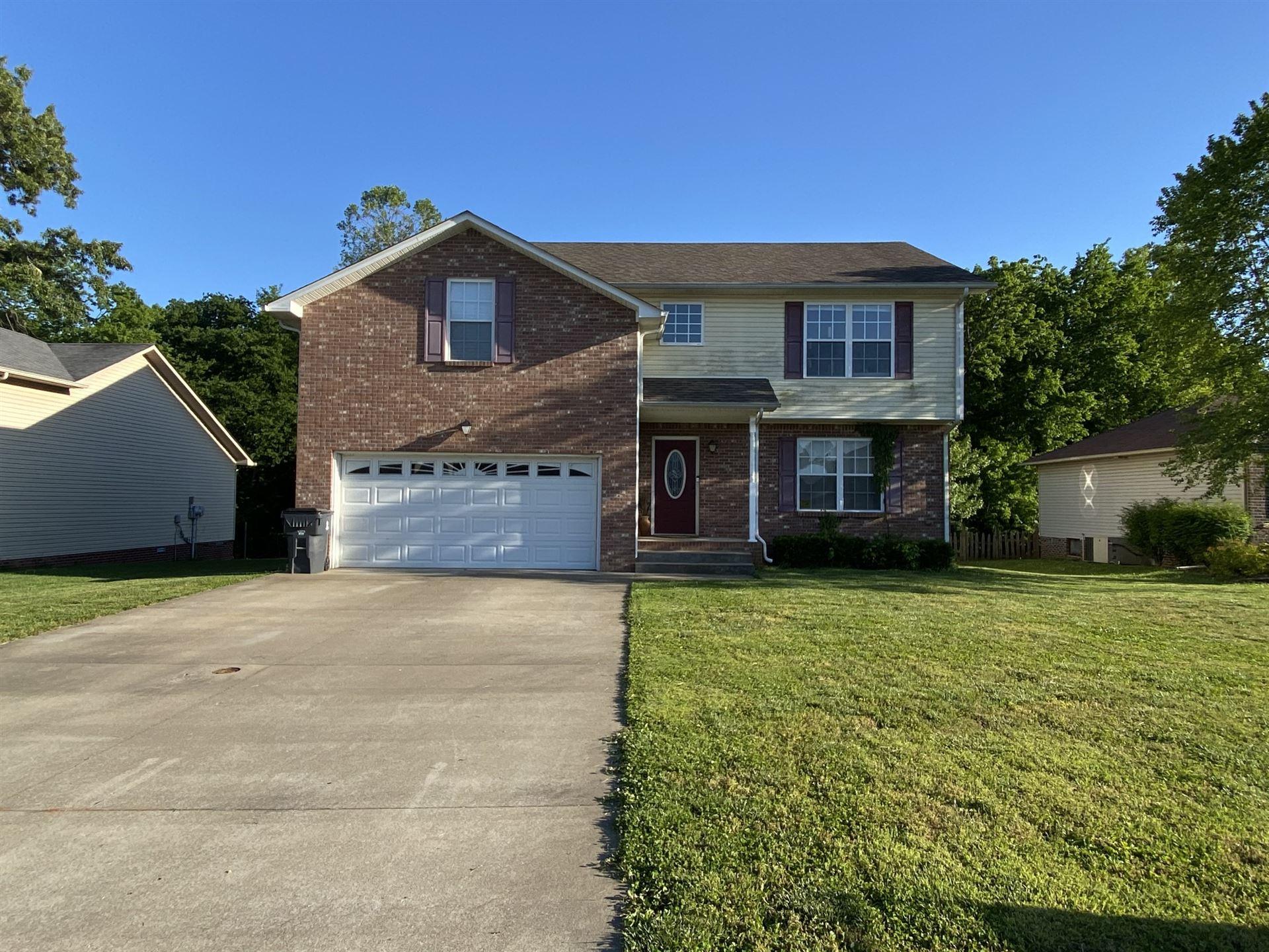 1516 Apache Way, Clarksville, TN 37042 - MLS#: 2261253