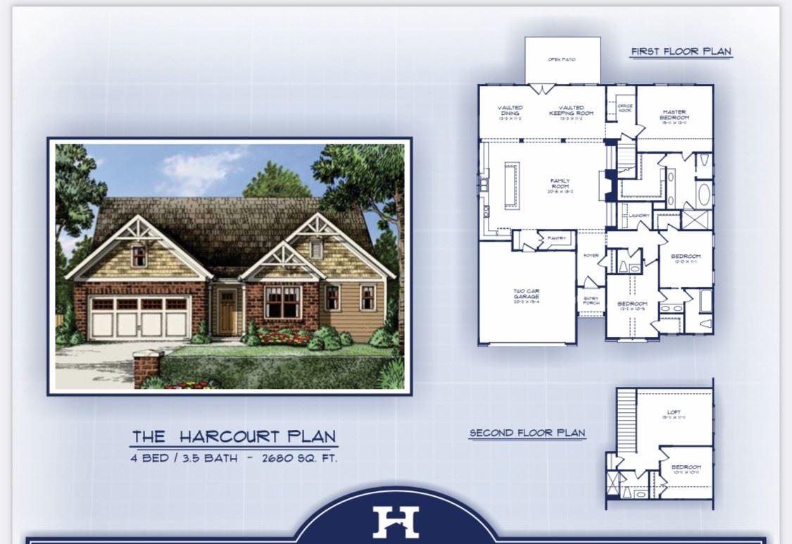 4311 Brandish Lane Lot 263, Murfreesboro, TN 37128 - MLS#: 2276254