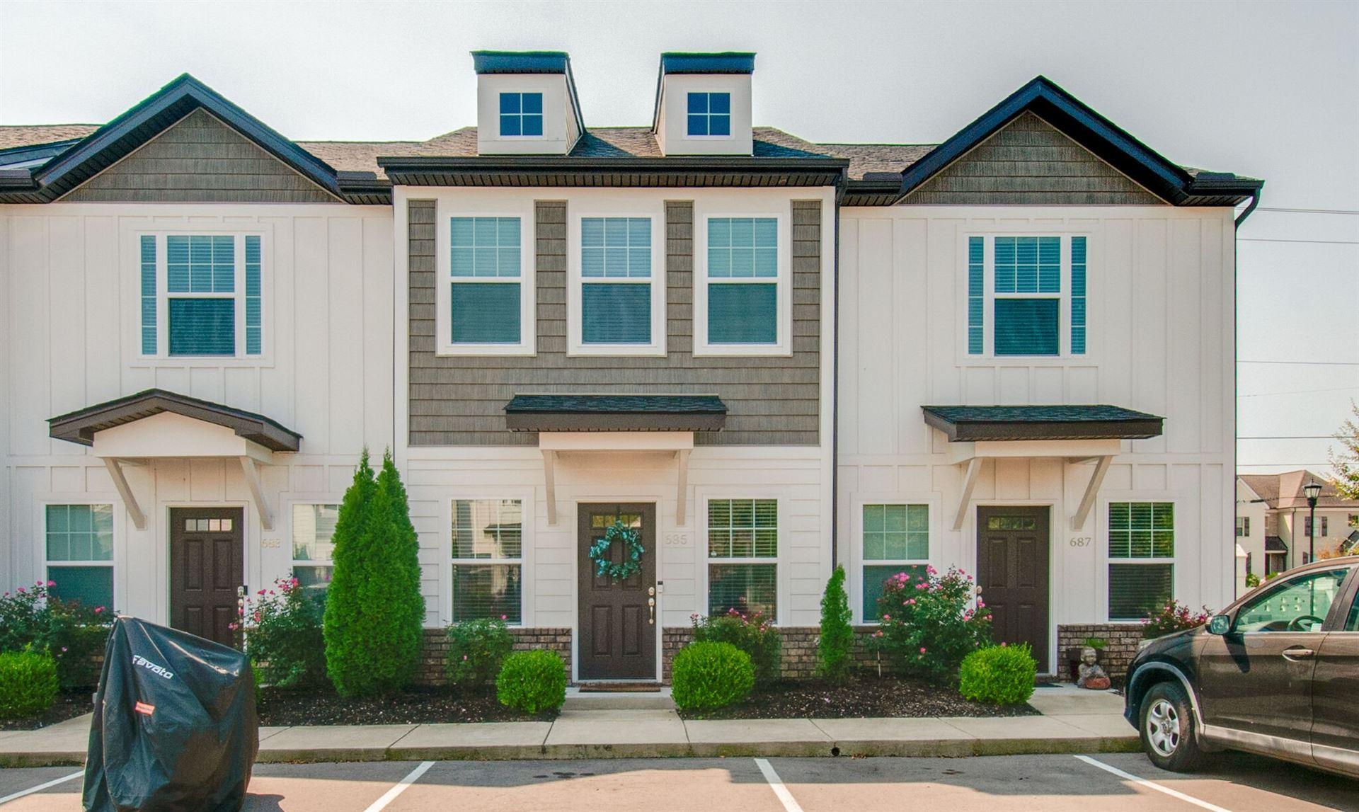 685 Bristol Creek Dr, Nashville, TN 37221 - MLS#: 2291254