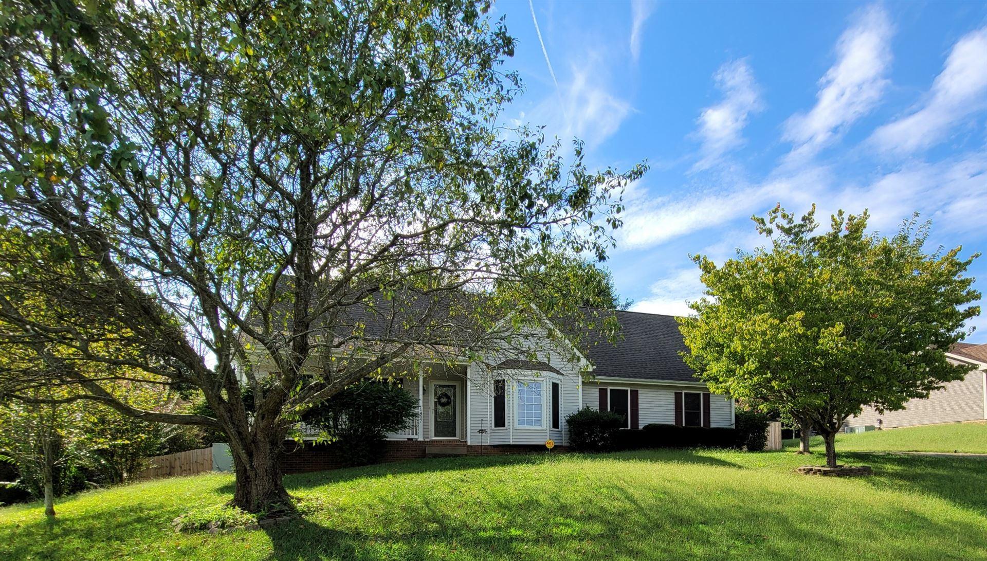 1407 McClardy Rd, Clarksville, TN 37042 - MLS#: 2221256