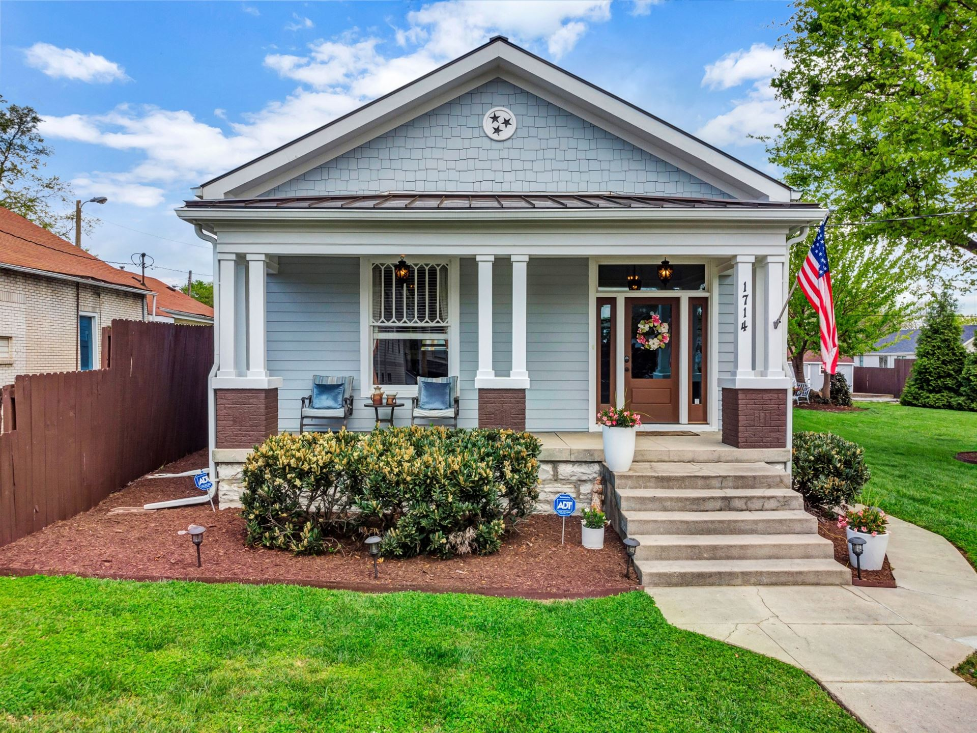 1714 5th Ave N, Nashville, TN 37208 - MLS#: 2249256