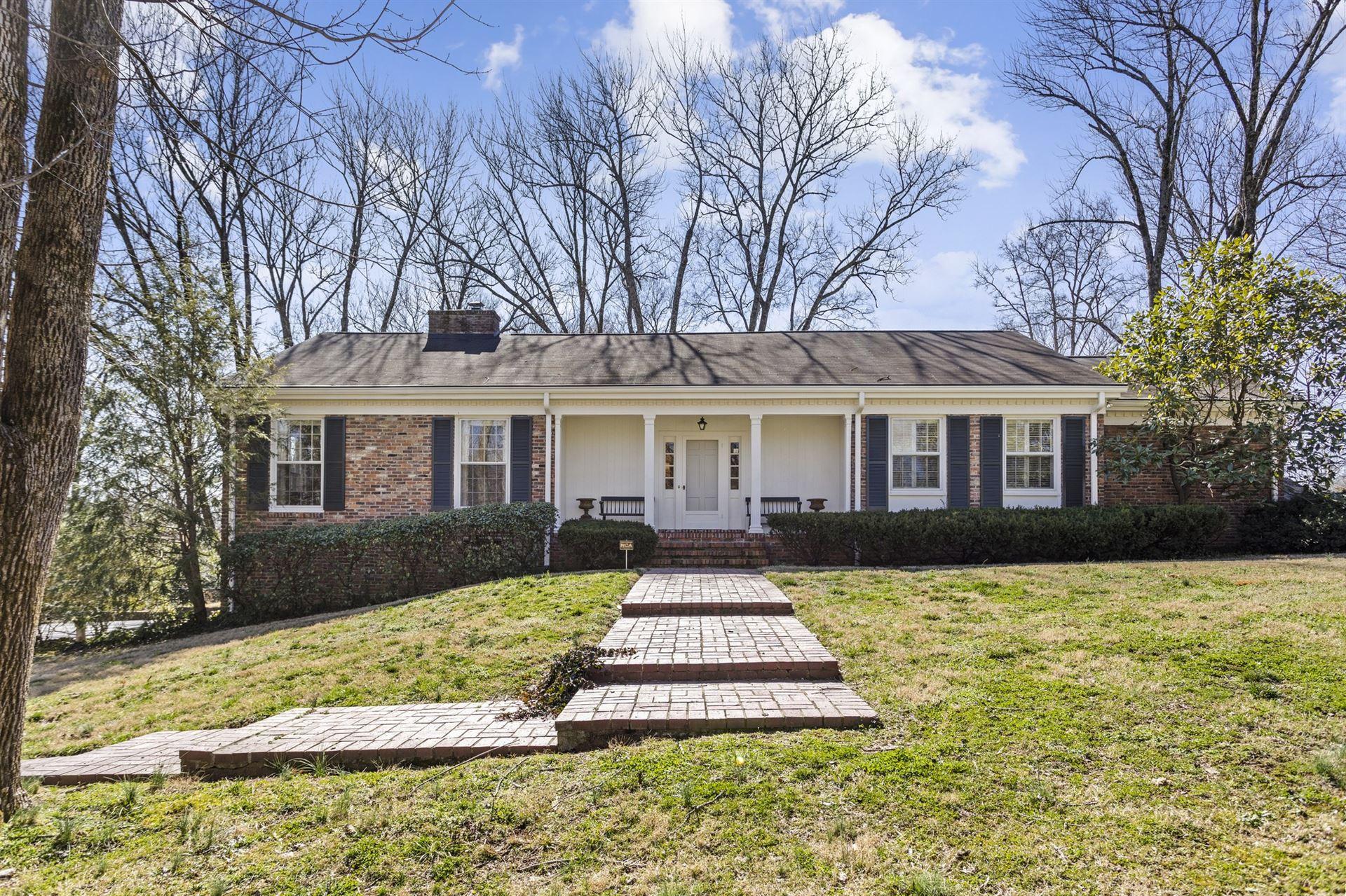 503 Huckleberry Rd, Nashville, TN 37205 - MLS#: 2233257