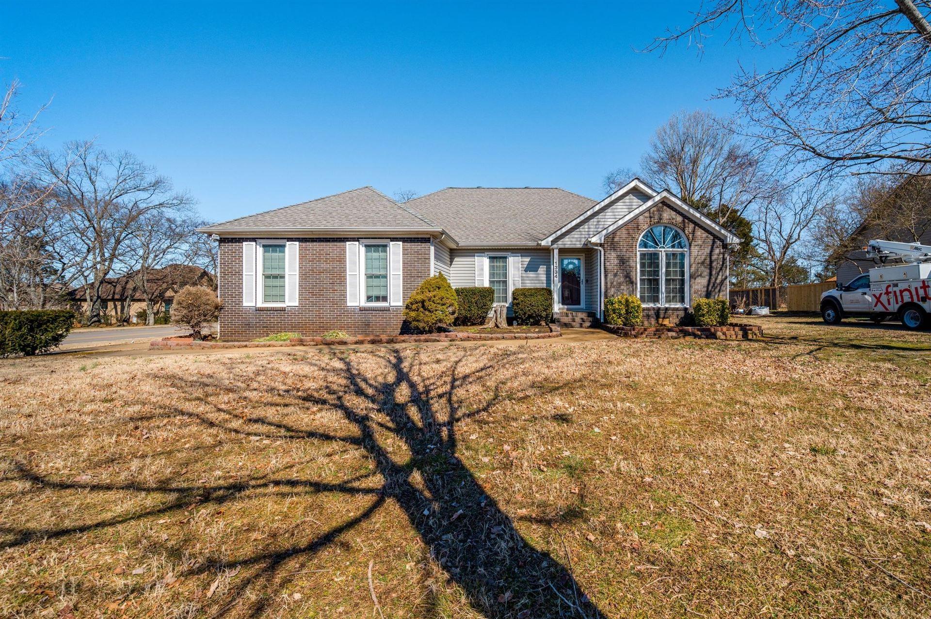 1334 Haynes Drive, Murfreesboro, TN 37129 - MLS#: 2231258