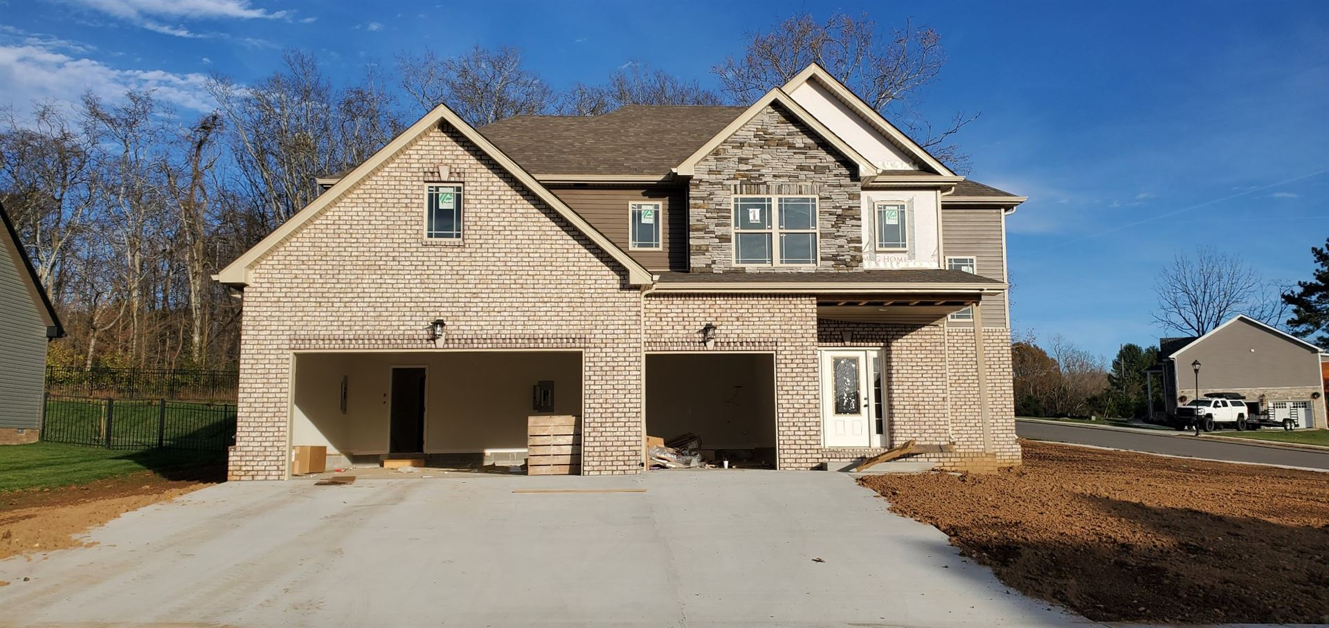 1 River Chase, Clarksville, TN 37043 - MLS#: 2292261