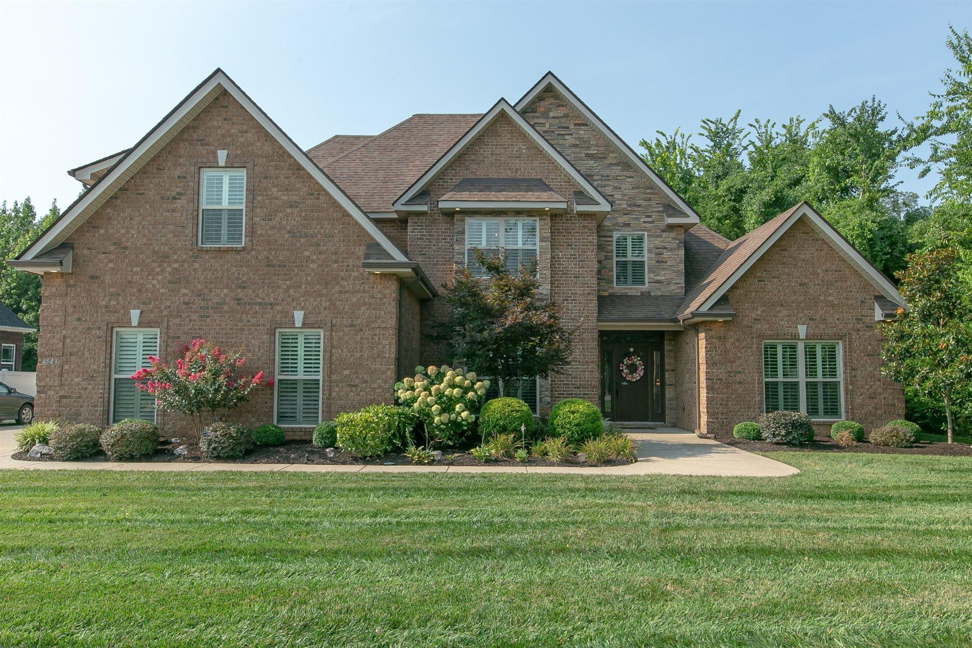 4543 Smitty Drive, Murfreesboro, TN 37128 - MLS#: 2277262