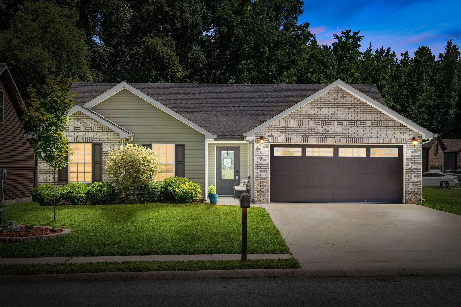 845 Shelton Circle, Clarksville, TN 37042 - MLS#: 2263263