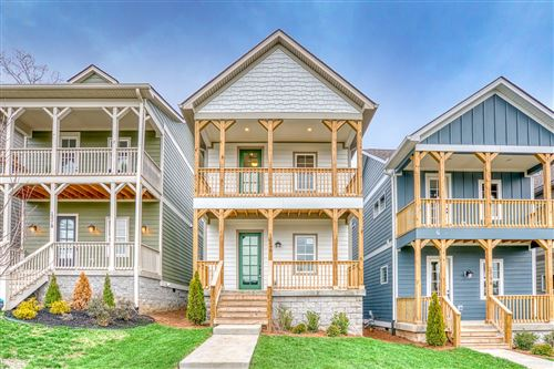 Photo of 1321 Meridian St #A, Nashville, TN 37207 (MLS # 2115266)
