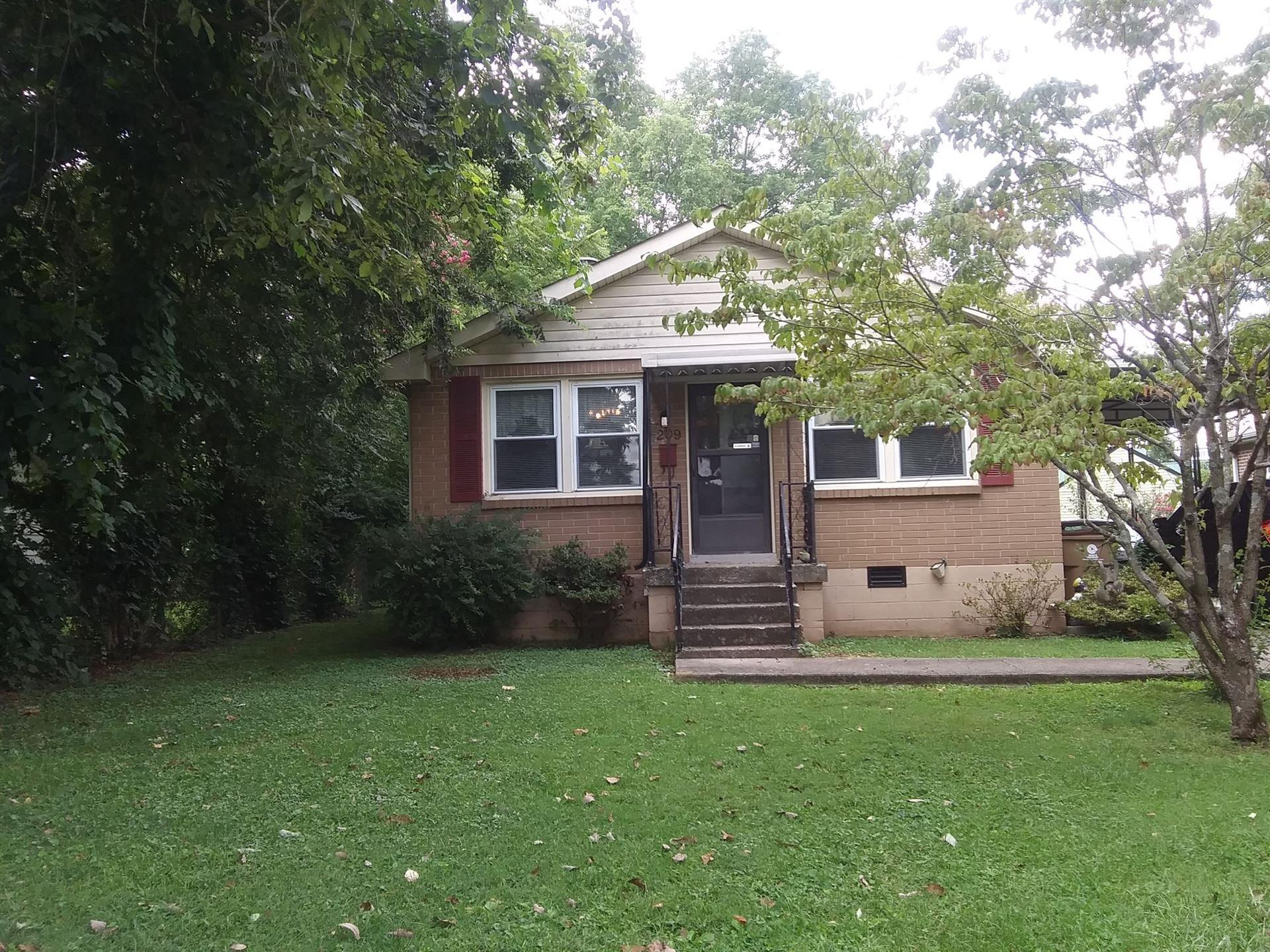 209 East Ave, Goodlettsville, TN 37072 - MLS#: 2292266