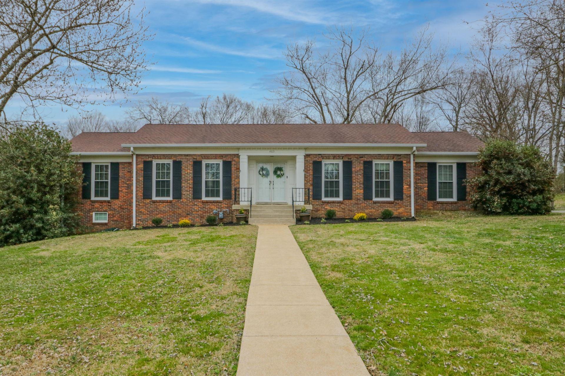 463 Manor Cir, Lewisburg, TN 37091 - MLS#: 2237267
