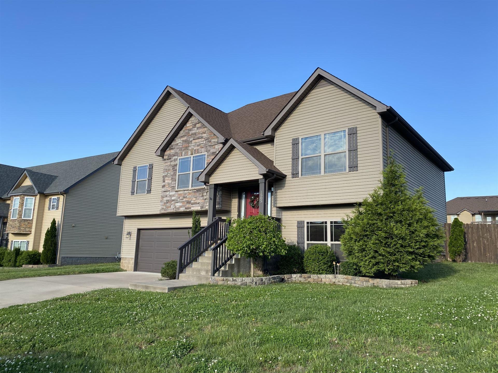 1505 Eads Ct, Clarksville, TN 37043 - MLS#: 2250268