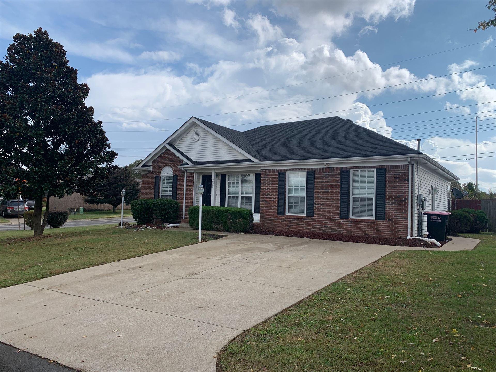 266 Grassmire Dr, Clarksville, TN 37042 - MLS#: 2201270