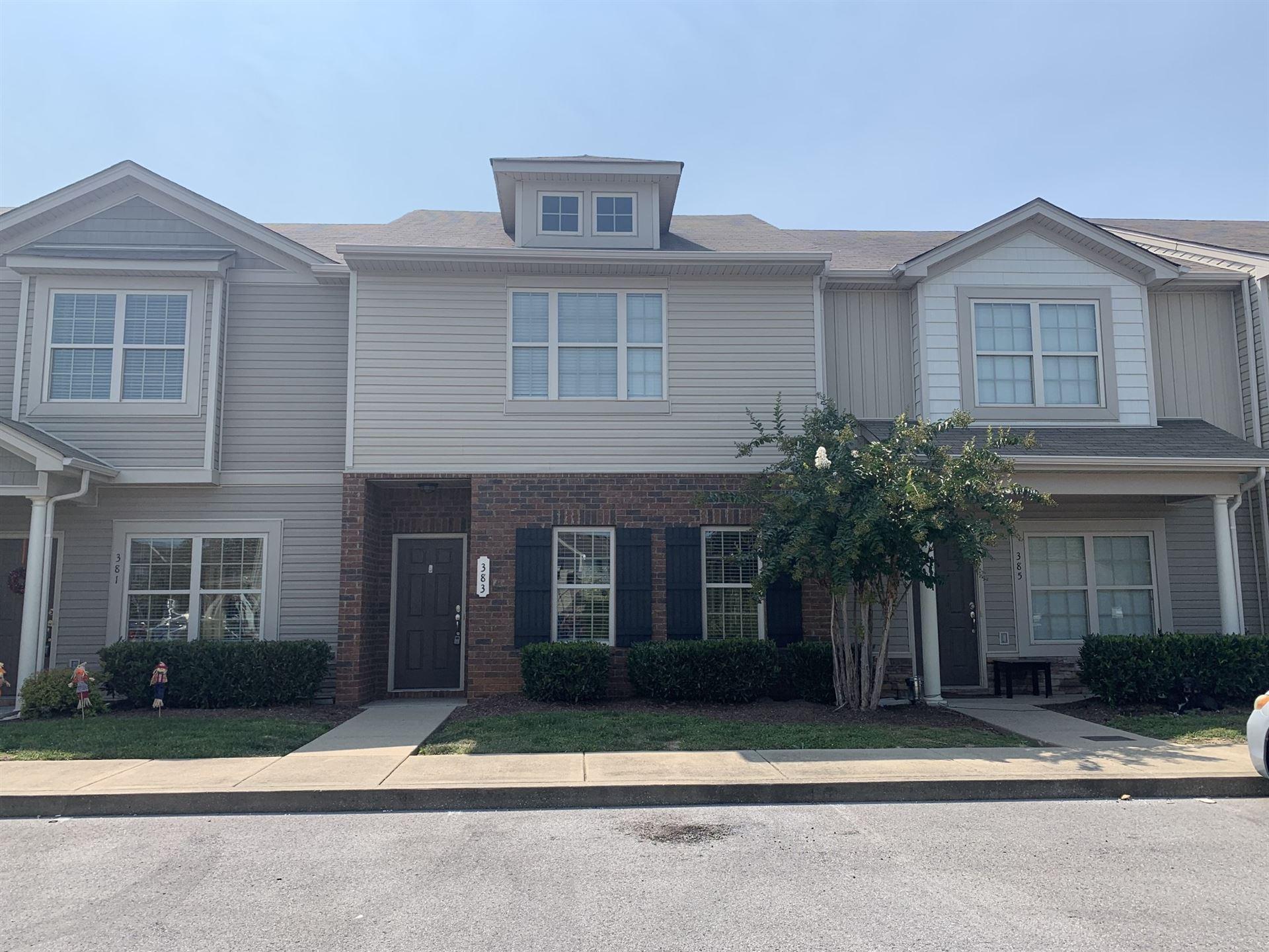 Photo of 383 Brooklet Ct, Murfreesboro, TN 37128 (MLS # 2290270)