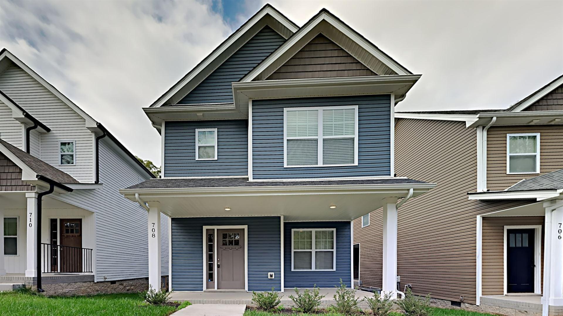 708 Perkins Ave, Clarksville, TN 37040 - MLS#: 2303270