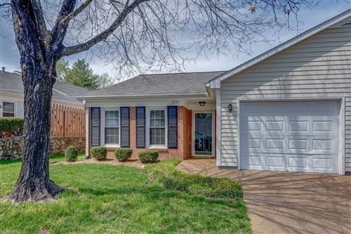 Photo of 214 Cana Circle, Nashville, TN 37205 (MLS # 2138271)
