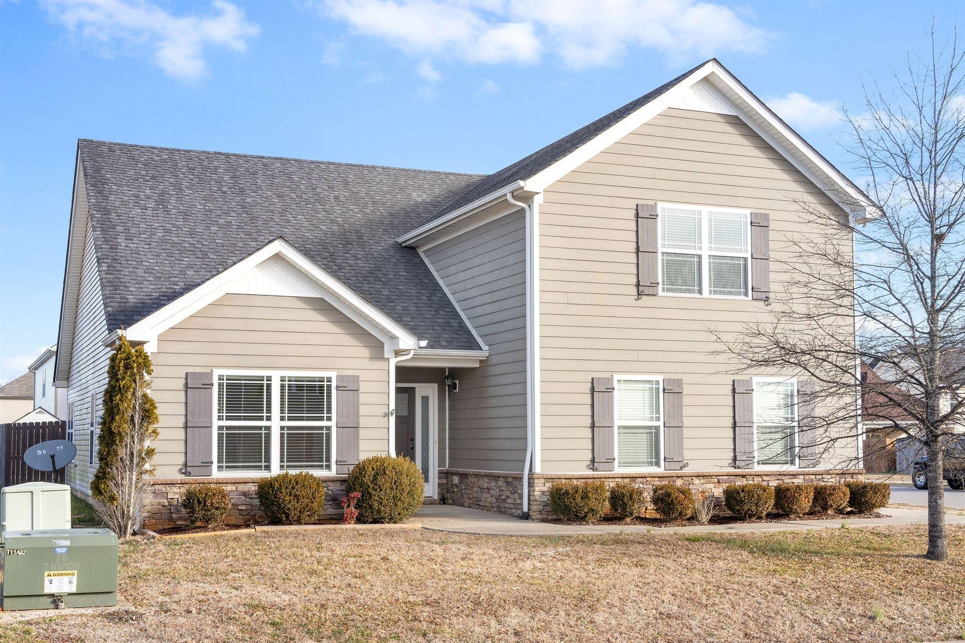 3544 Spring House Trl, Clarksville, TN 37040 - MLS#: 2223271