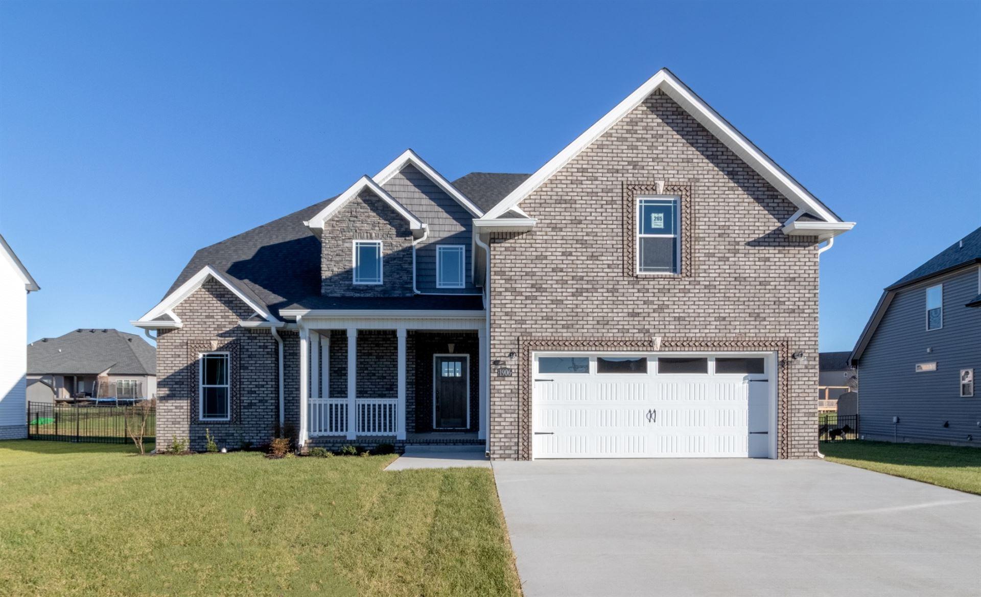 265 Wellington Fields, Clarksville, TN 37043 - MLS#: 2278272