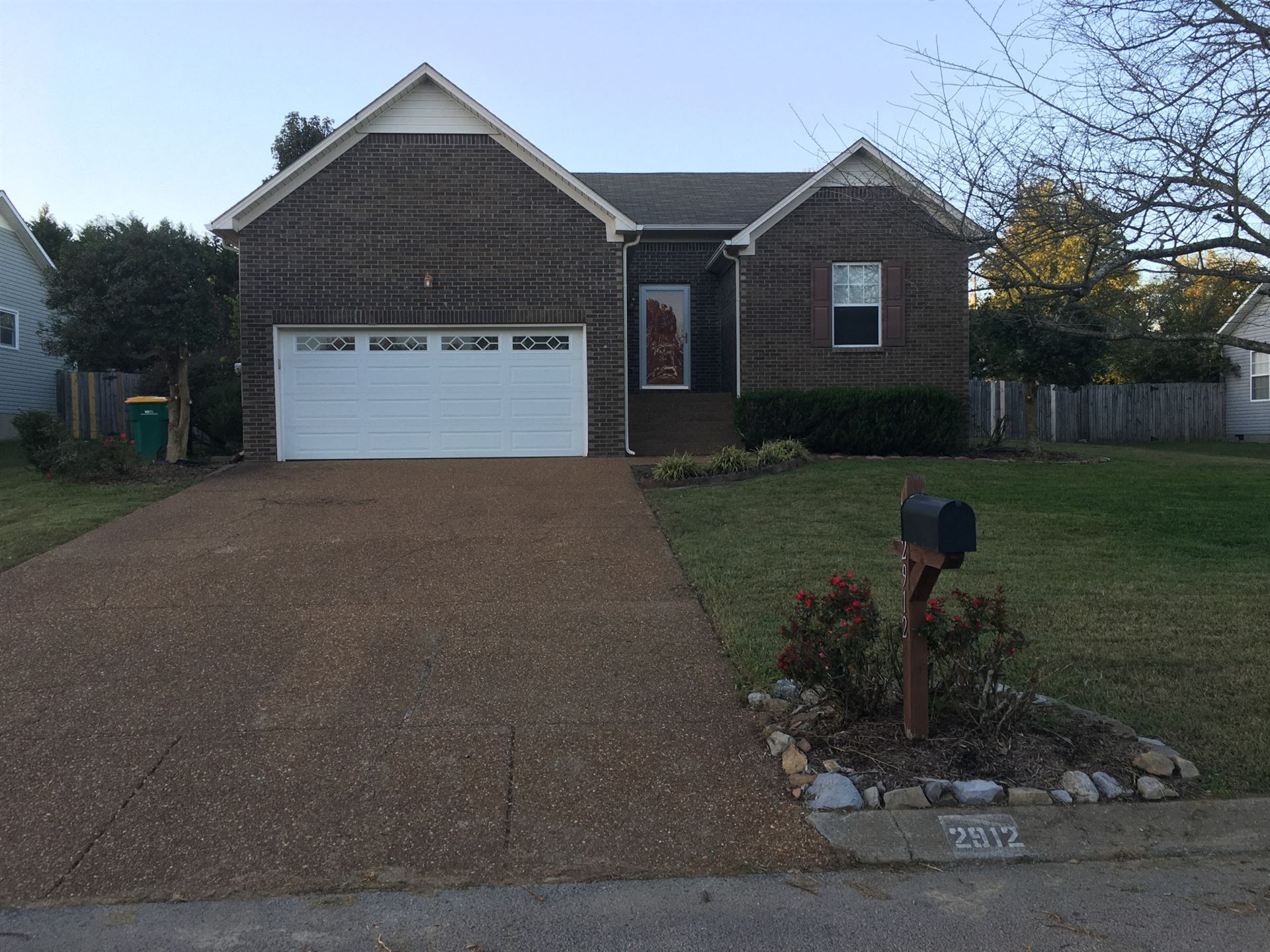 2912 Faldo Ln, Spring Hill, TN 37174 - MLS#: 2199278