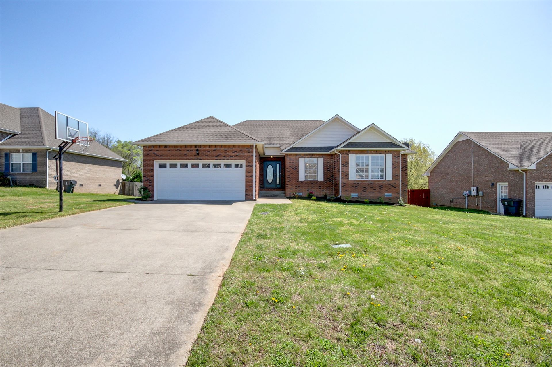 3287 Twelve Oaks Blvd, Clarksville, TN 37042 - MLS#: 2243279