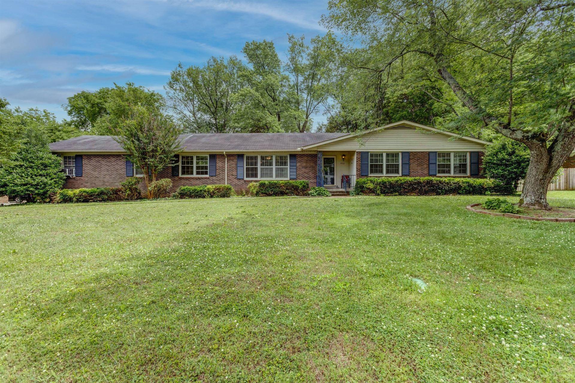 1422 Parklawn Dr, Murfreesboro, TN 37130 - MLS#: 2260279