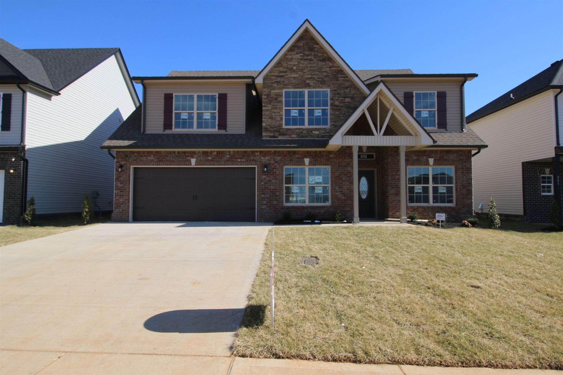 166 Mills Creek, Clarksville, TN 37042 - MLS#: 2297280
