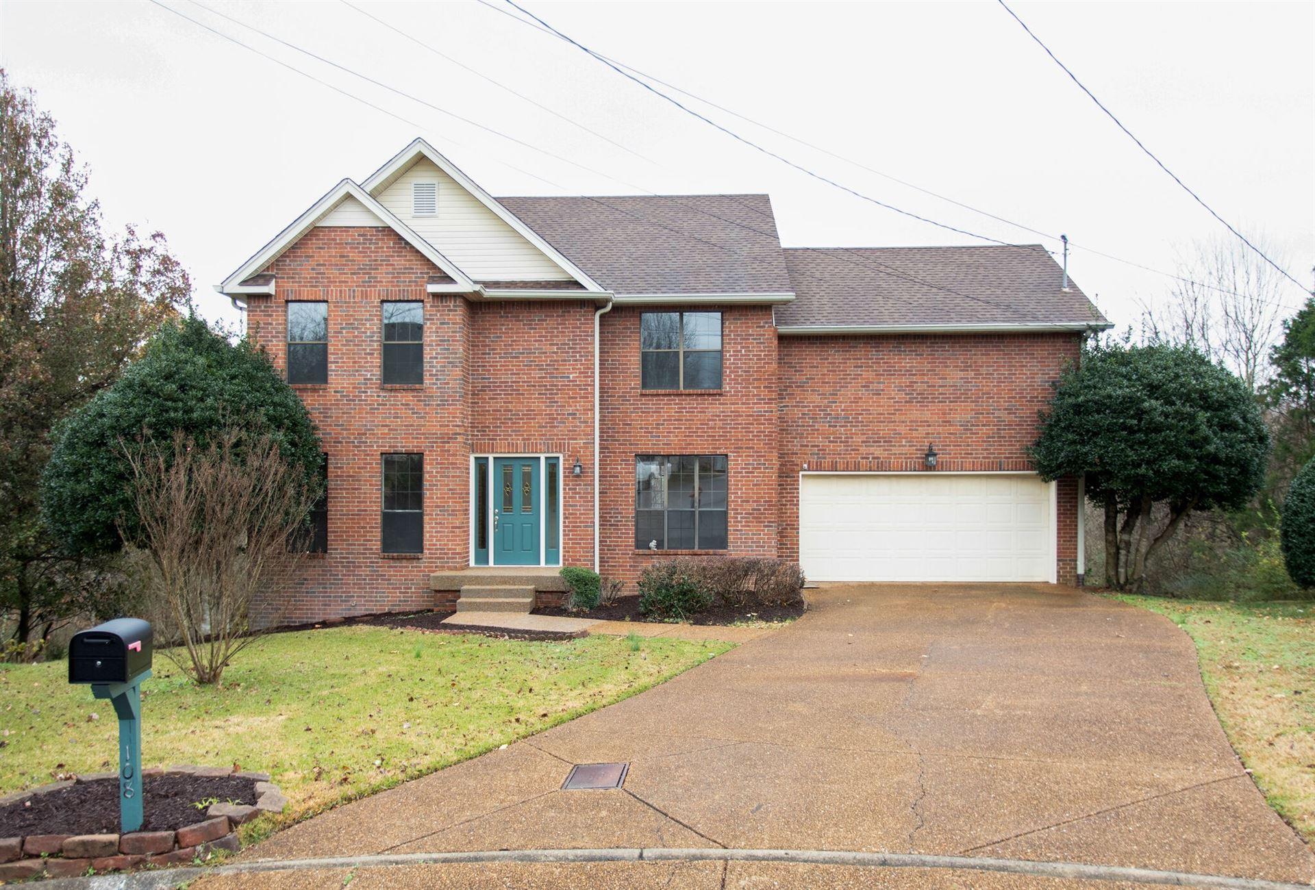 108 Woodfield Ct, Nashville, TN 37211 - MLS#: 2210285