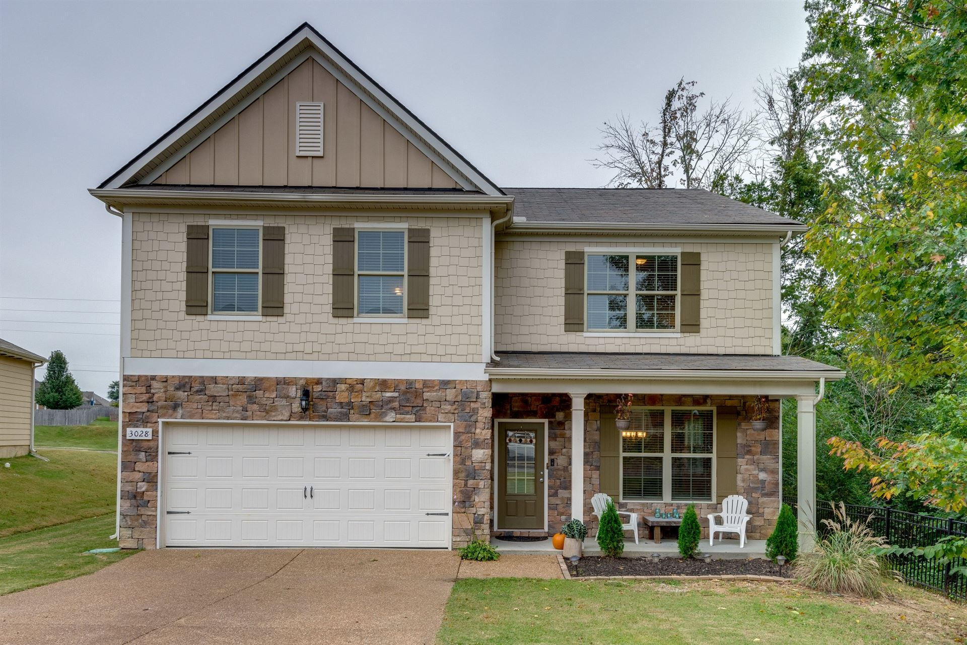 Photo of 3028 Alan Dr, Spring Hill, TN 37174 (MLS # 2229285)