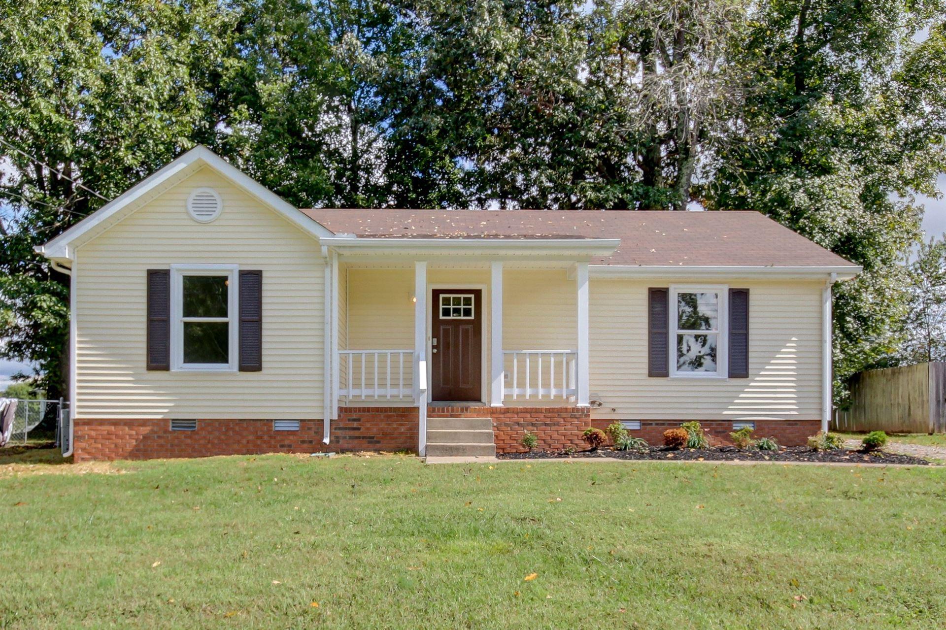 587 Garnet Dr, Clarksville, TN 37042 - MLS#: 2298285