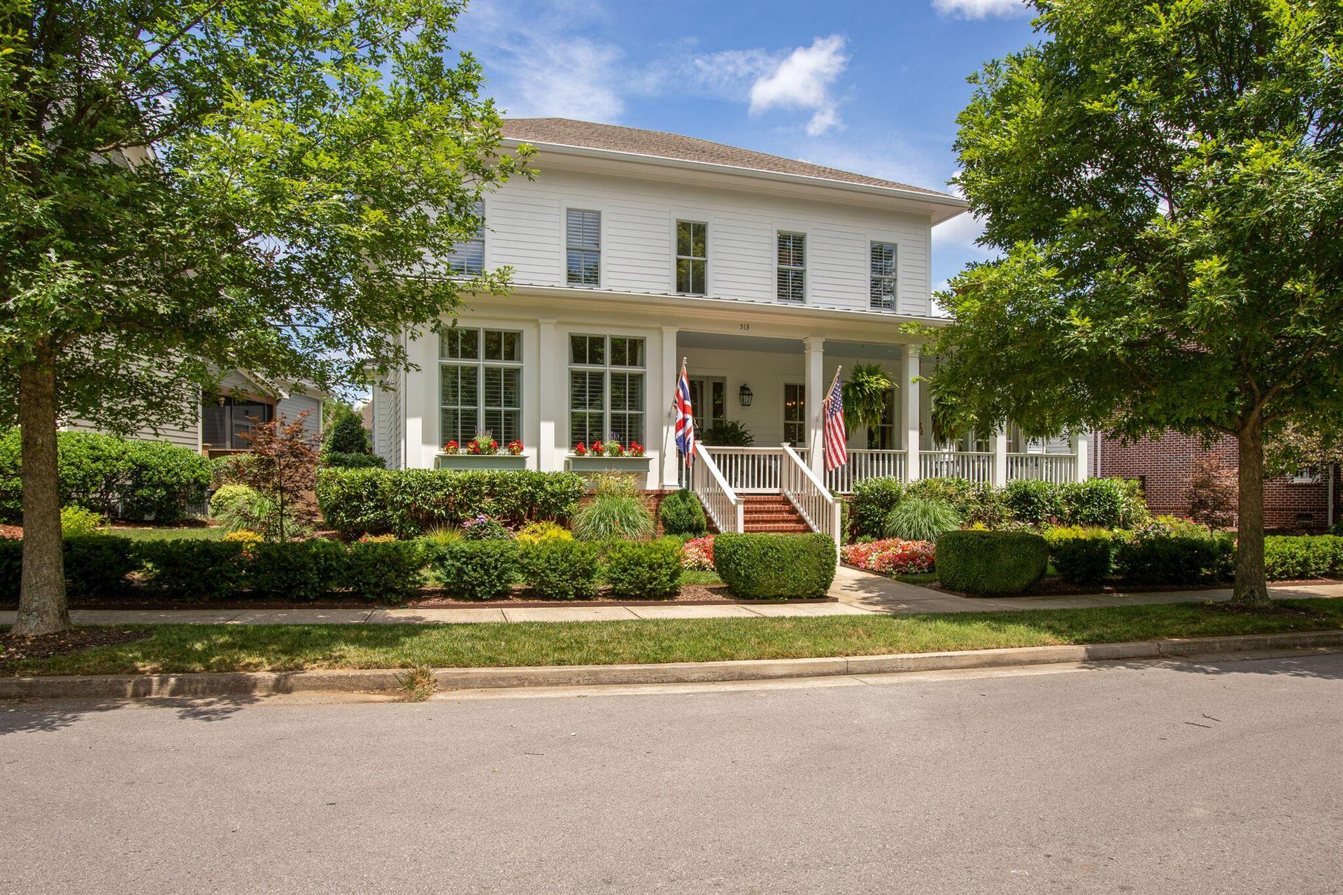 513 Pearre Springs Way, Franklin, TN 37064 - MLS#: 2288286