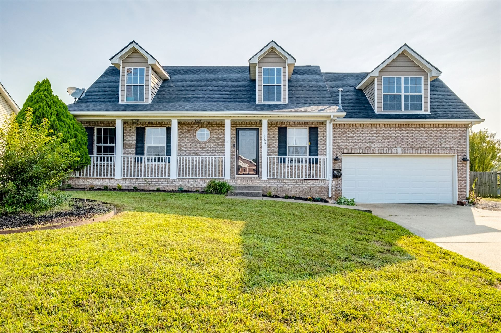 1763 Needmore Rd, Clarksville, TN 37042 - MLS#: 2188287