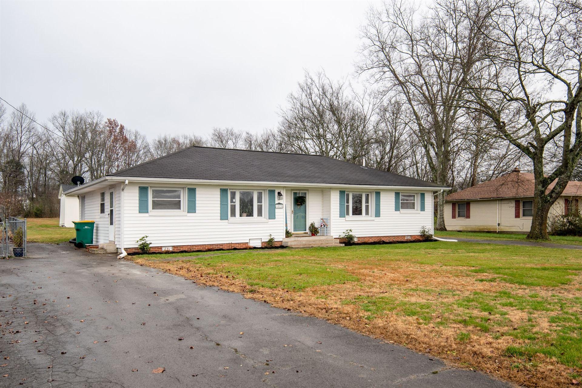 1573 Old Farmington Rd, Lewisburg, TN 37091 - MLS#: 2215288