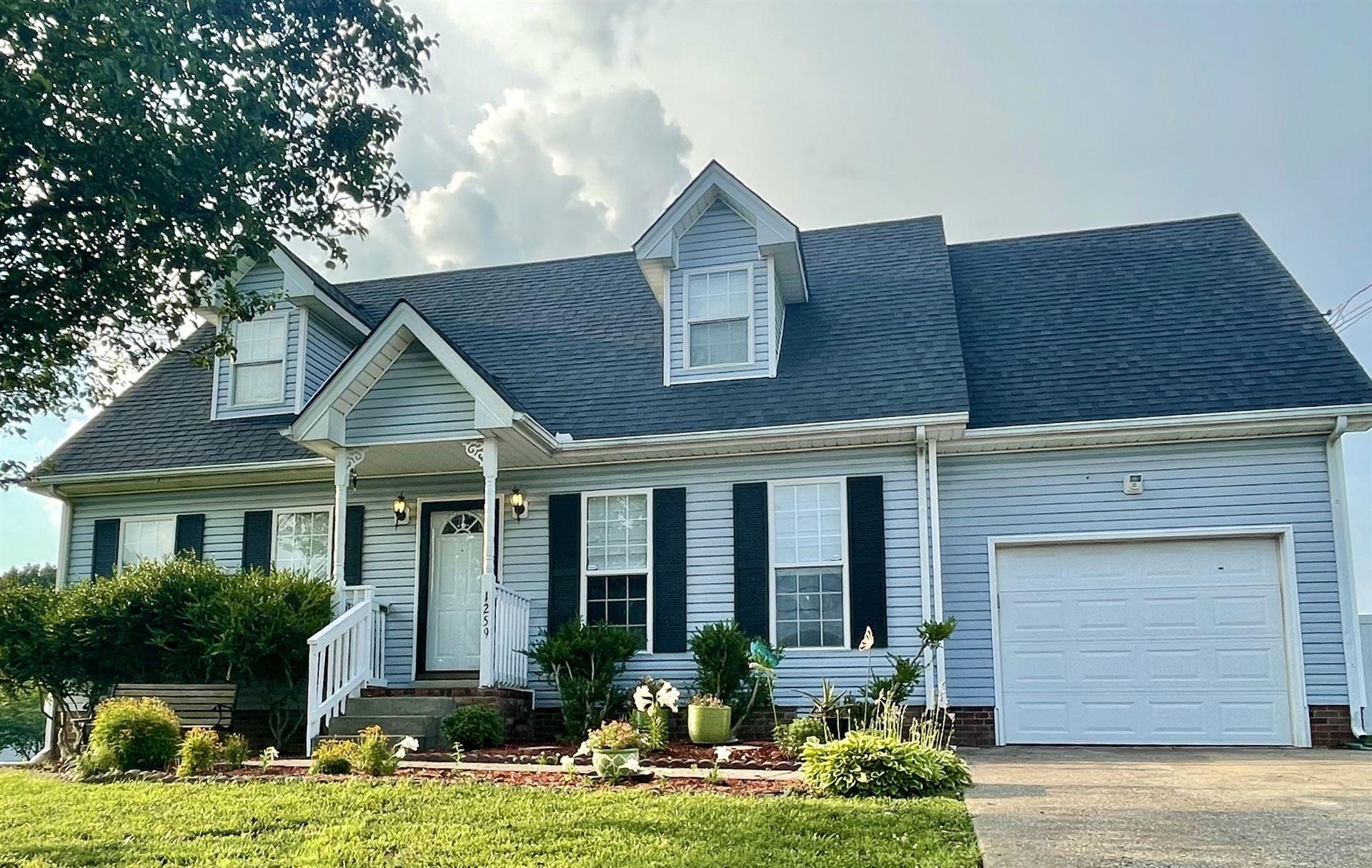 1259 Barbee Ln, Clarksville, TN 37042 - MLS#: 2262289