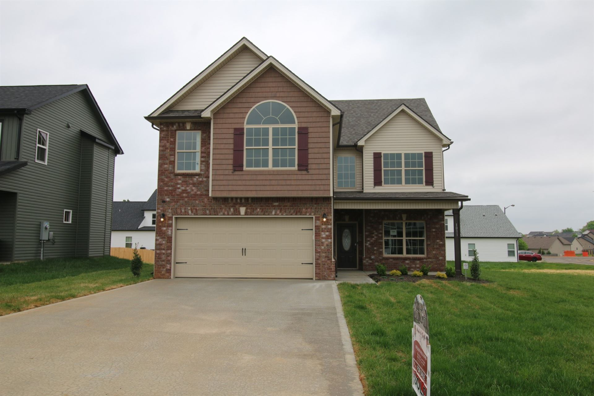 536 Autumn Creek, Clarksville, TN 37042 - MLS#: 2213290