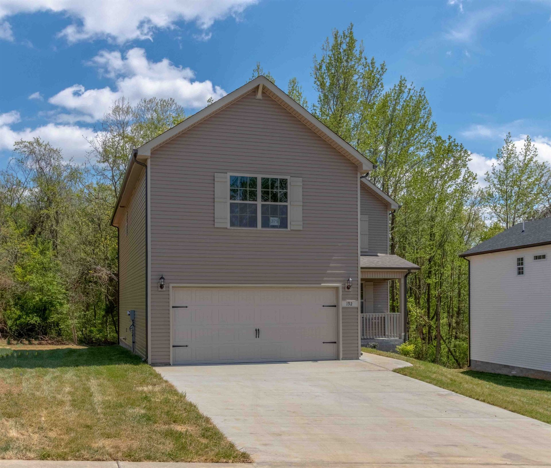 192 Bonnell Drive, Clarksville, TN 37042 - MLS#: 2230291