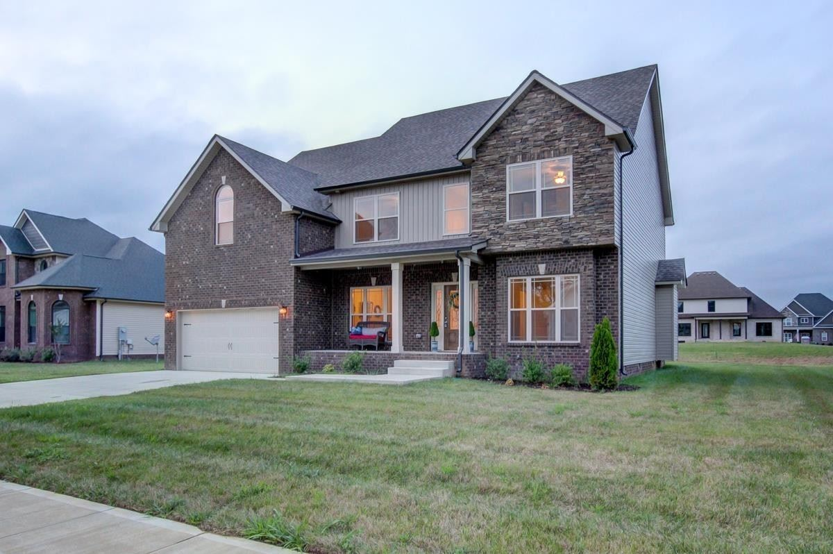 155 Griffey Estates 155, Clarksville, TN 37042 - MLS#: 2232296