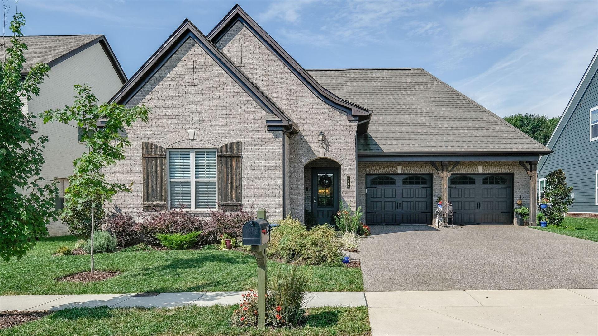 225 Bent Creek Trce, Nolensville, TN 37135 - MLS#: 2192297