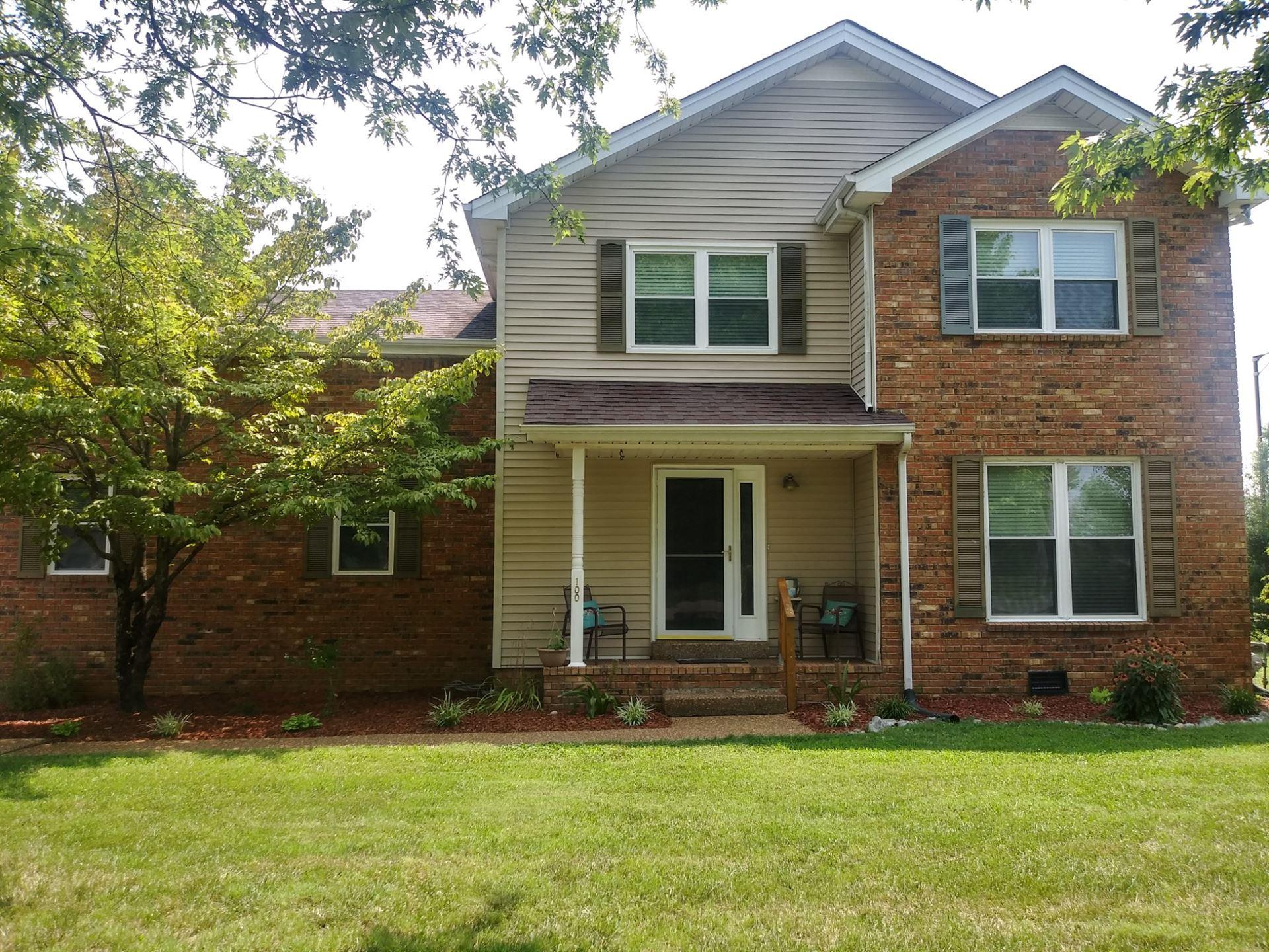 100 Lone Oak Dr, White House, TN 37188 - MLS#: 2284297