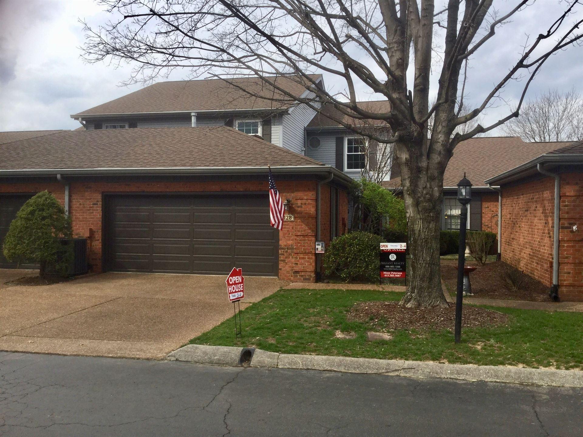 Photo of 128 Hearthstone Manor Cir #128, Brentwood, TN 37027 (MLS # 2168298)