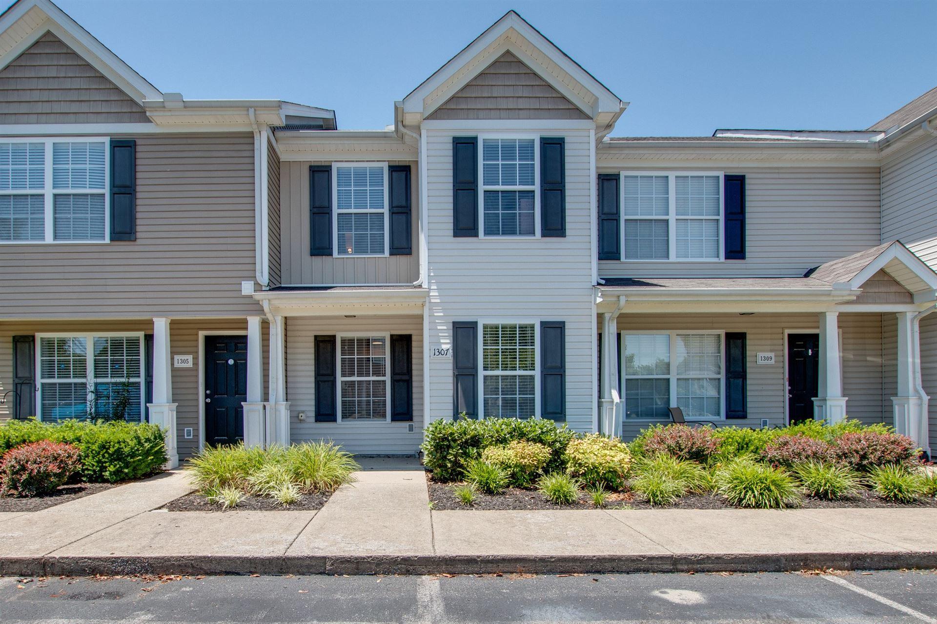 1307 Amsterdam Ct, Murfreesboro, TN 37130 - MLS#: 2264298