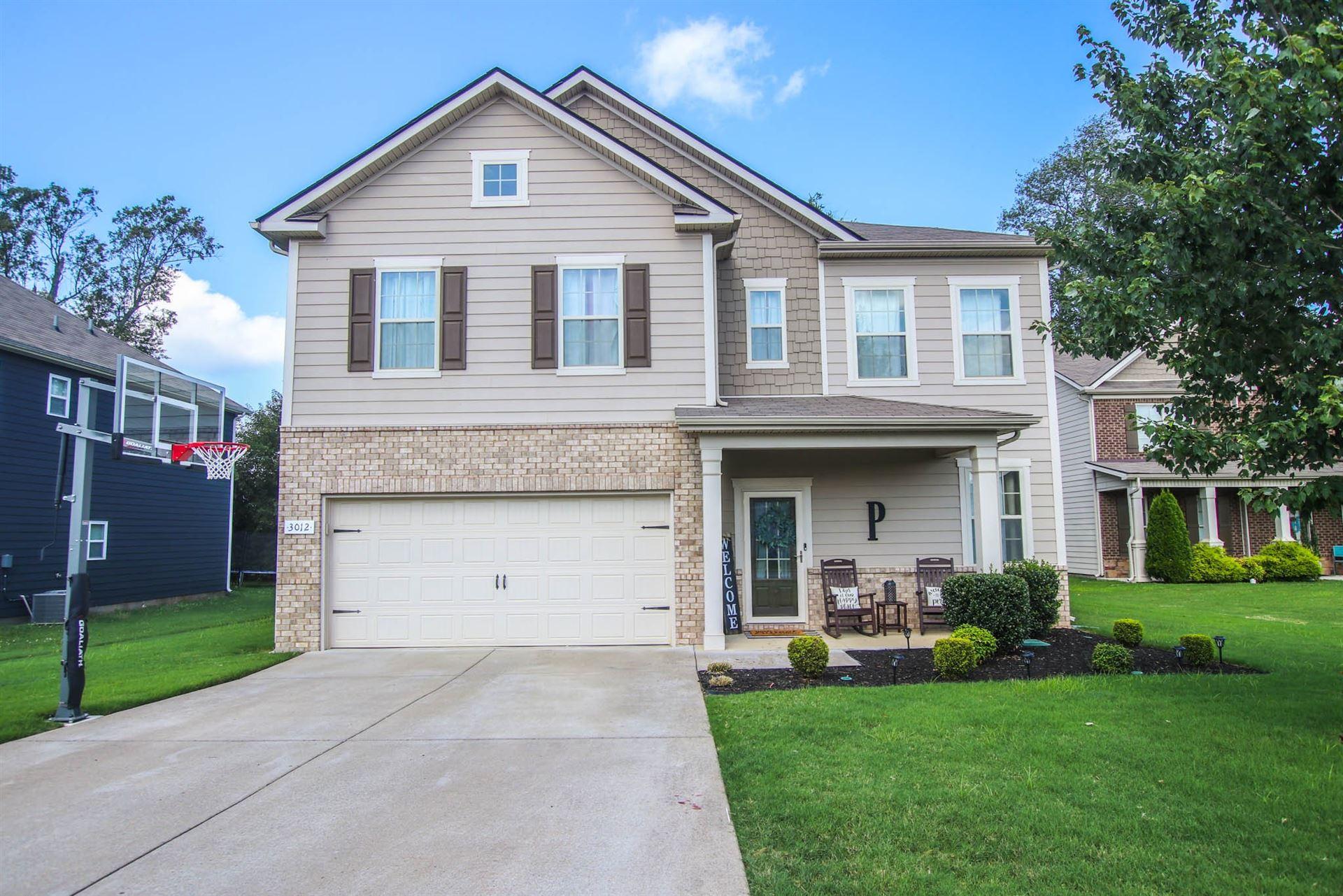 3012 Allerton Way, Murfreesboro, TN 37128 - MLS#: 2273300