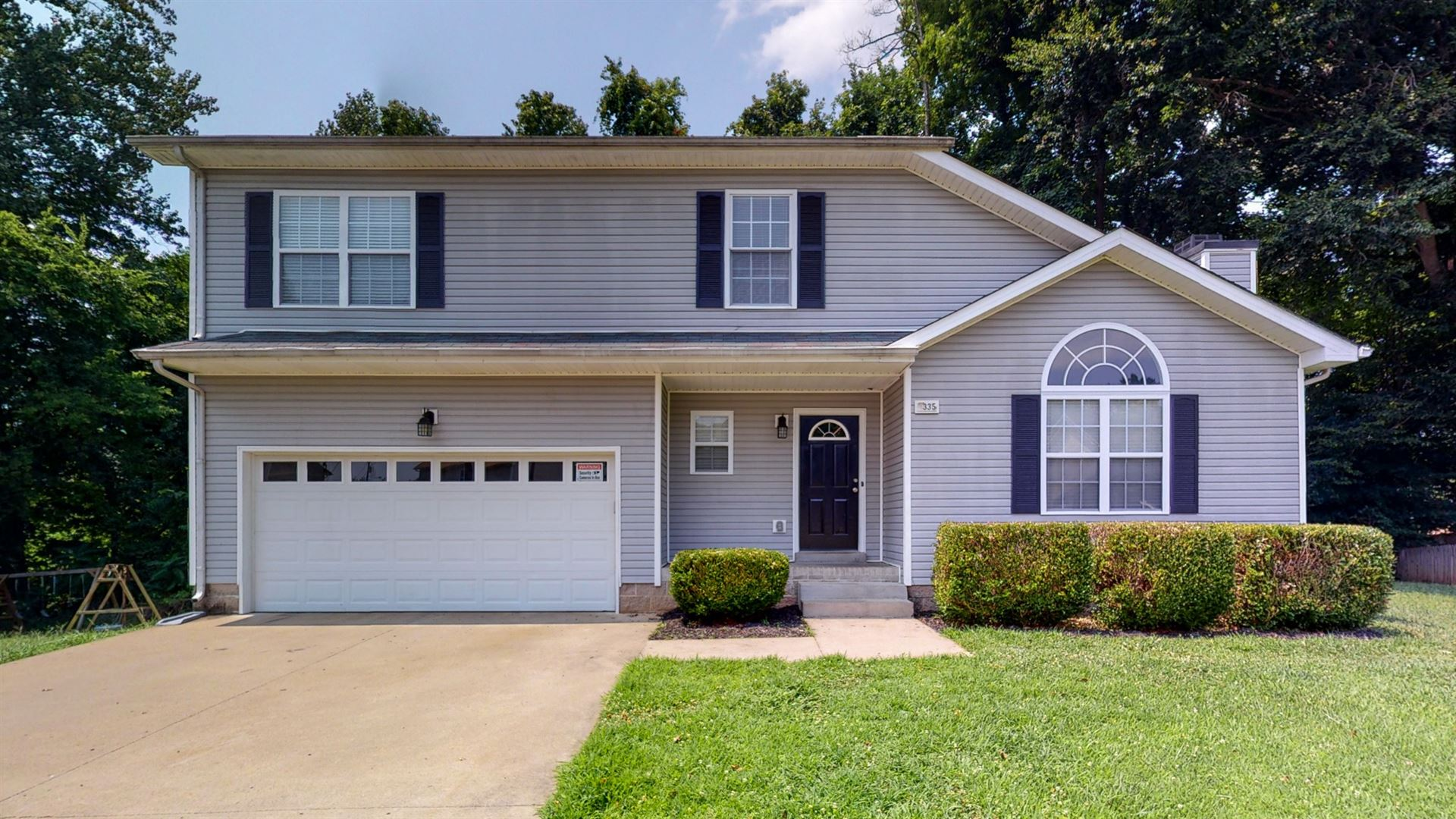 1335 Abigail Ct, Clarksville, TN 37042 - MLS#: 2274303