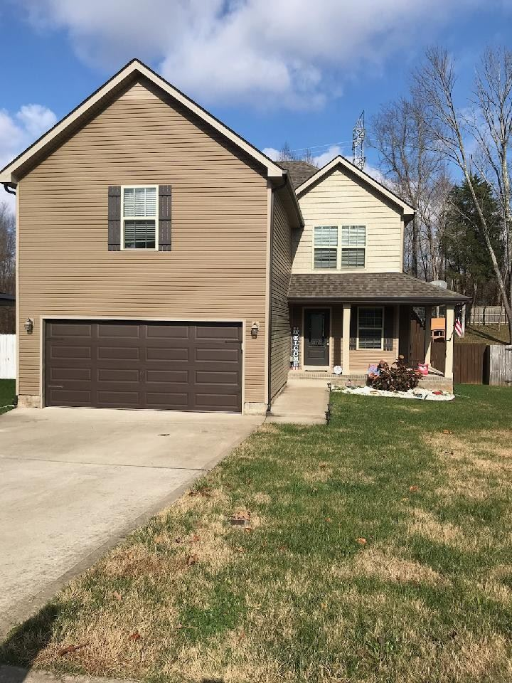 427 Leslie Wood Dr, Clarksville, TN 37040 - MLS#: 2209309